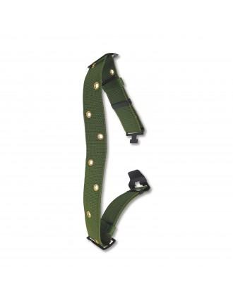 Olive Green Army Belt 54 Eyelet