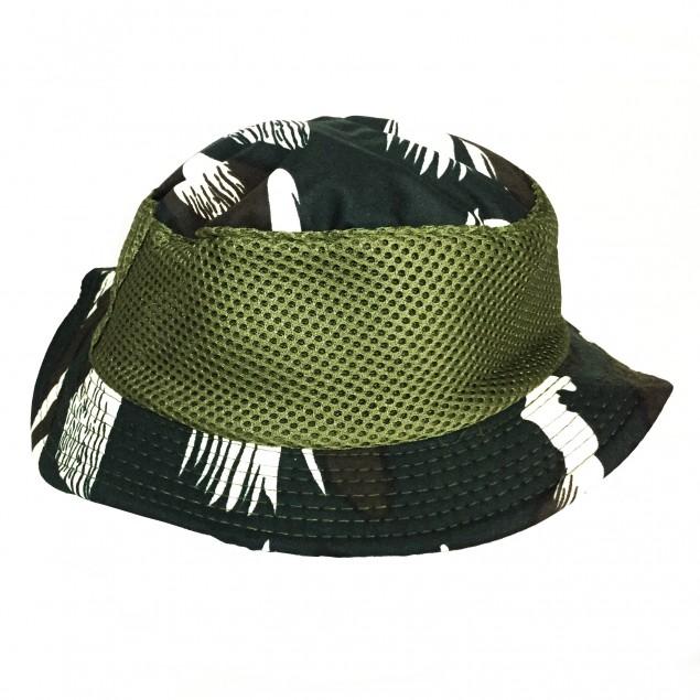 CRPF Reversible Mash Band Floppy Hat