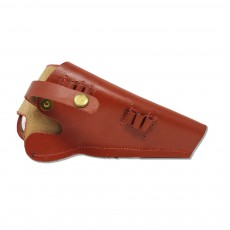 Brown Leather Pistol Cover