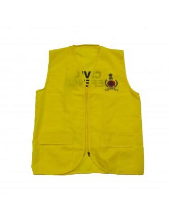 Civil Defence Reflective Jacket