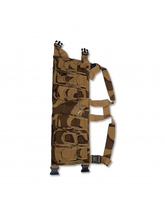 Laden Pouch CISF Print