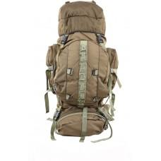 Militia Altitude Brown Rucksack 80 L
