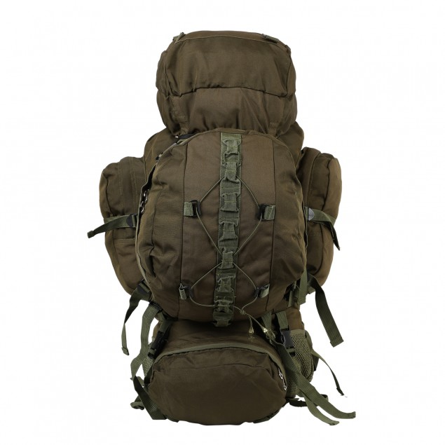 Militia Climber Olive Green Rucksack 80 L