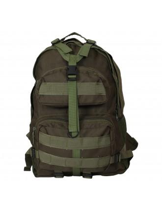 Miltia tactical Patrol Bag COLLEGE BAG SCHOOL BAG 30L Olive Green BACKPACK