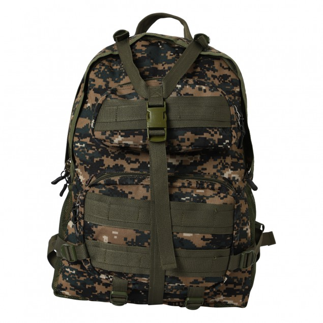 Militia Deep Cobra Tactical Bag 30L PETROL BACKPACK