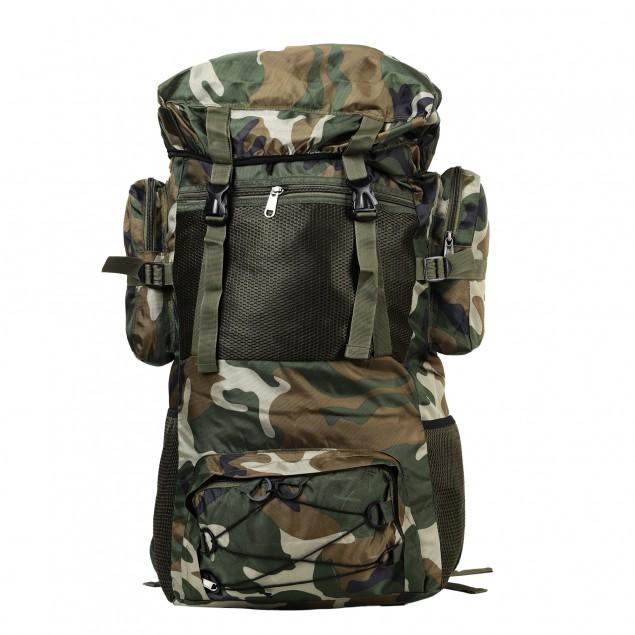 Militia Indian Army Travel Bag 55 L