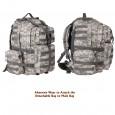 Militia Wandertac Grey Cobra 45L Backpack COLLEGE BAG SCHOOL BAG travel/ patrol bag