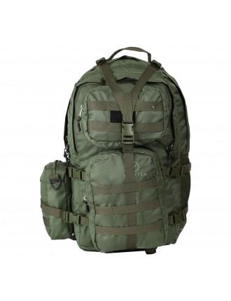 Militia Wandertac Olive Green 45L Backpack COLLEGE BAG SCHOOL BAG TRAVEL BAG patrol bag