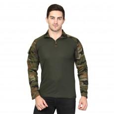 MILITIA Camouflage URI Pattern YODDA Jali T-Shirt