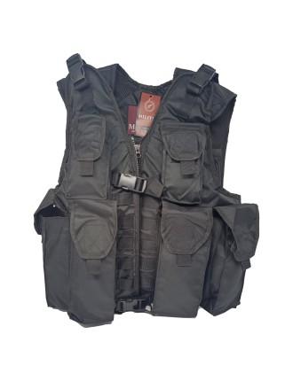 Tactical Vest Ammunition Pouch Black