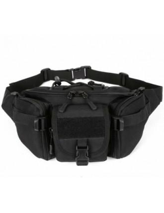 Militia Tactical Military Waist & Chest Bag Pouch